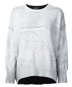 Avant Toi | Crackled Effect Jumper