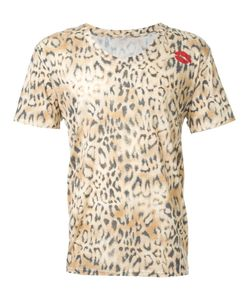 DRESS CAMP | Футболка С Леопардовым Принтом