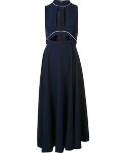 Misha Nonoo | Платье Lauren Open Front