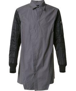 BYUNGMUN SEO | Рубашка Асимметричного Кроя