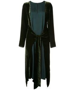 Lanvin | Многослойное Платье