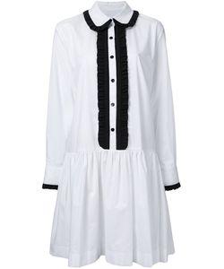 Antonio Marras | Платье-Рубашка С Контрастной Окантовкой