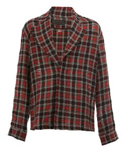 Haider Ackermann | Checked Shirt