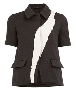 Maison Margiela | Jacquard Short Sleeve Jacket