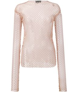Les Animaux | Stretch Mesh Top