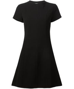 Theory | Платье С Короткими Рукавами