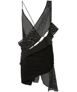 Anthony Vaccarello | Асимметричное Платье