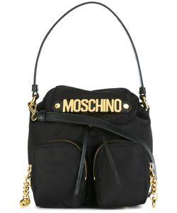 Moschino | Сумка-Тоут В Стиле Рюкзака