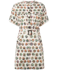 Burberry | Printed Shirt Dress Size 10