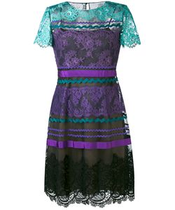 Alberta Ferretti | Printed Dress 42