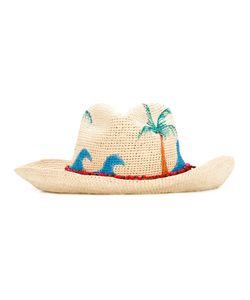 Sensi Studio | Crochet Guayuro Beads Panama Hat Small
