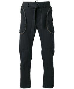 Faith Connexion | Cargo Trousers Medium Cotton/Linen/Flax