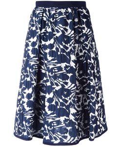 I'm Isola Marras   Print Skirt 44 Acetate/Viscose/Polyester/Spandex/Elastane