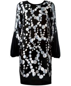 Tsumori Chisato | Circle Print Dress 3 Rayon/Silk