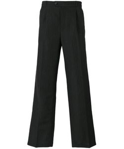 GOSHA RUBCHINSKIY | Pinstriped Trousers Size Large