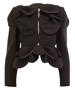 JUNYA WATANABE COMME DES GARCONS | Zipped Cropped Jacket