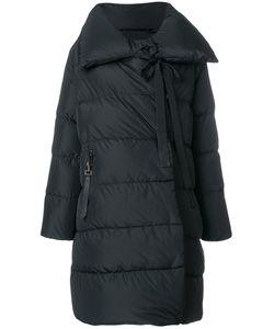 BACON | Oversized Collar Padded Coat Women