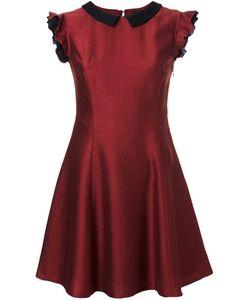 LOVELESS | Платье С Оборками На Рукавах