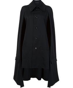 Yohji Yamamoto | Raglan Sleeved Manteau Coat