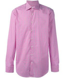 Etro | Checked Button Down Shirt