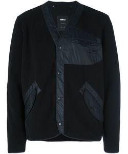 Yang Li | Куртка-Бомбер Со Стегаными Панелями