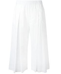 P.A.R.O.S.H. | P.A.R.O.S.H. Wide Leg Cropped Pants