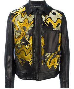 Ann Demeulemeester | Куртка С Абстрактным Узором