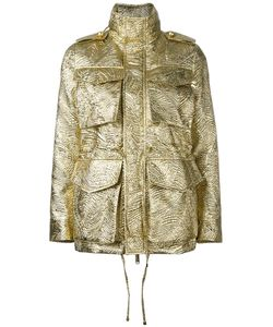 Dsquared2 | Textu Military Jacket 42 Polyester/Polyamide/Silk