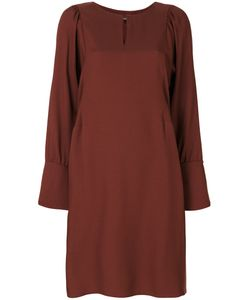 Luisa Cerano | Keyhole Fastening Shift Dress Women