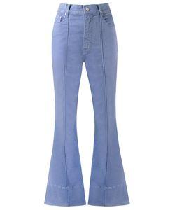Amapô | High Waist Flared Trousers