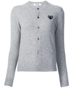 Comme des Gar ons Play | Button Down Cardigan