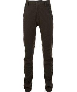ZIGGY CHEN | Slim-Fit Trousers