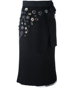 Dolce & Gabbana | Декорированная Эластичная Куртка