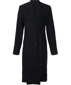 Ann Demeulemeester | Double Breasted Coat