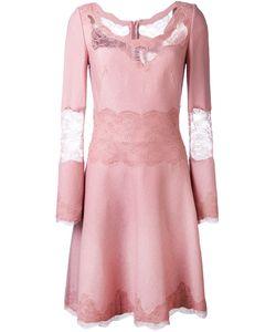 Ermanno Scervino | Платье С Кружевной Отделкой