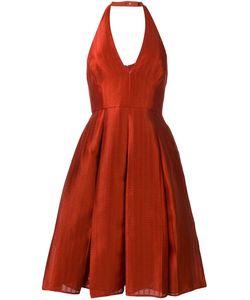 Halston Heritage | Платье С Вырезом Халтер