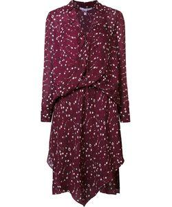 Derek Lam 10 Crosby   Tie-Neck Dress