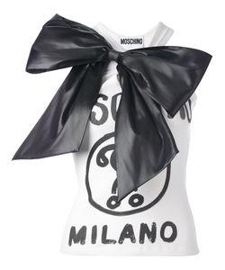 Moschino | Майка С Объемным Бантом