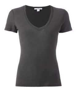 James Perse | V-Neck T-Shirt Iii Cotton