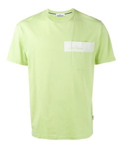Stone Island | Short Sleeve T-Shirt Large Cotton