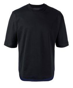 Diesel Black Gold | Asymmetric Bicolour T-Shirt