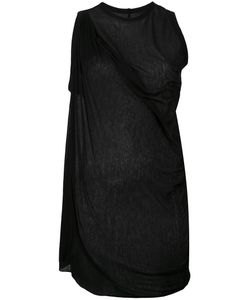 Rick Owens Lilies | Draped Sleeveless Top Size 42