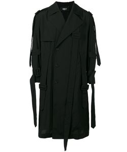 Yang Li | Dislocated Fastening Oversized Coat Virgin