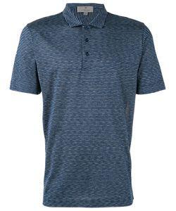 Canali   Striped Polo Shirt 56