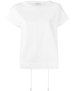 Moncler | Drawstring Back T-Shirt Xs