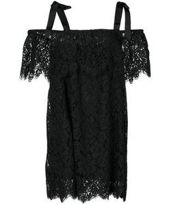 Ganni | Off Shoulder Dress