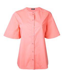 Jil Sander Navy | Рубашка На Пуговицах
