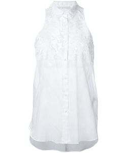 Ermanno Scervino | Sleeveless Shirt 46