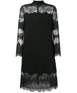 Huishan Zhang | Платье С Кружевными Панелями