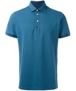 AL DUCA D'AOSTA   1902 Classic Polo Shirt Size Small